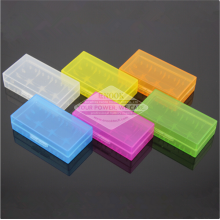 Colorful and Cute Enook 18650-2 Battery Case