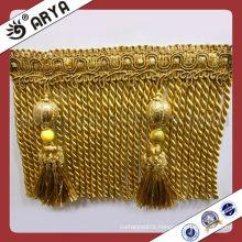 new style polyester bullion fringe manufacture