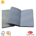 aangepaste A5 hardcover notebook met PU-cover