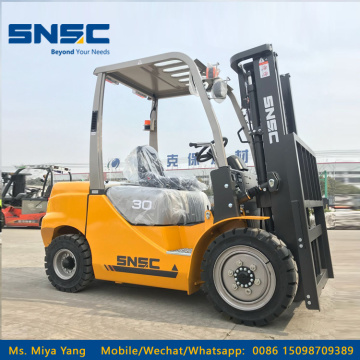 SNSC Counter Balance Forklift 3 Ton