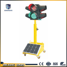 removable led colorful easy to carry traffic light