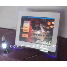 """21 """"tela de toque 2 em 1 equipamento de analisador de pele digital"""