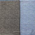 Plaid Print Cotton Fabric for Blouse/Pants