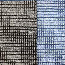 Tissu en coton à imprimé tressé pour chemisier / pantalons