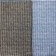 Плед печати хлопчатобумажные ткани для блузки / брюки