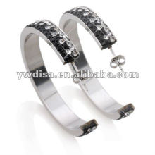 Hot Sale Attractive Beautiful Multicolor Stainless Steel Earring With Low Price