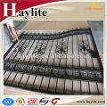 Hot sale ornamental modern cast iron gate