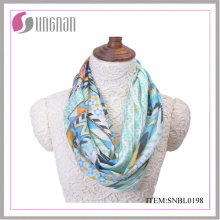 2016 Latest Ethical and Vintage Fresh Cotton Infinity Scarf (SNBL0198)