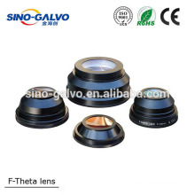 Best price and high quality CO2/YAG/355nm/405nm F-Theta Lens for laser marking
