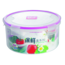 1200 ml Plastic Food Container Round Shape