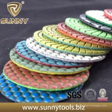Diamondconcrete Sanding Discs Polishing Pads