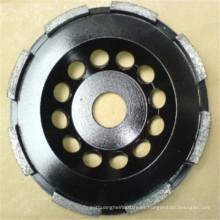 fabricante profesional disco de pulido de hormigón sinterizado de diamante