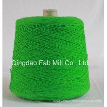 Конопляная окрашенная пряжа для ткачества шпагата или ткани