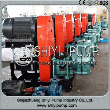 Horizontal Heavy Dutypower Plant Centrifugal Slurry Pump