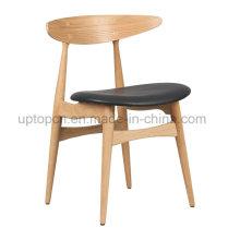 Antique Hans Wegner CH33 silla de comedor de madera (SP-EC708)