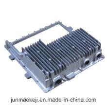 Aluminum Die Casting Auto Equipped Radiator