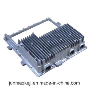 Radiateur auto-équipé en aluminium