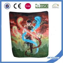 Анти-пиллинг печатных флисовой одеяло (SSB0142)