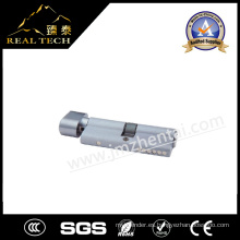 Cilindro de cerradura de puerta de latón de 70 mm para mayoristas