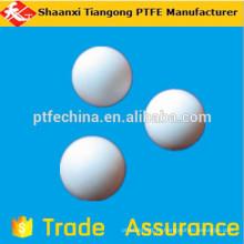 Bola de esfera ptfe resistente à alta pressão