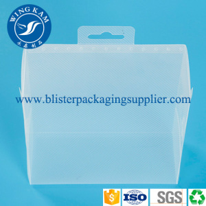 Clear Packaging trasparente con stampa Offset o seta