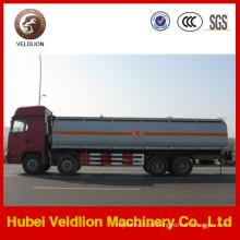 Neuer HOWO 8 * 4 30-35 Tonnen Öltankwagen
