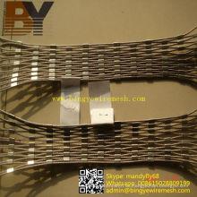 Malla de caja de acero X-Tend para animales de acero inoxidable