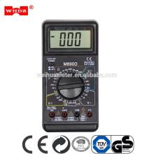 M890D цифровой мультиметр DT890B+ высокий точный мультиметр с Зуммером при тест емкости
