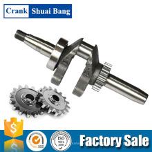 Shuaibang Custom Made In China Aluminium Benzin Wasserpumpe Kurbelwelle Ersatzteile