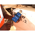 Container GPS Tracking Device with Lock/Unlock Function