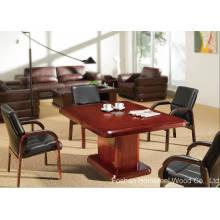 Mesa de reunião de escritório pequeno, mesa de conferência de escritório moderna (HF-MH7062)