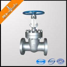 API 6D Válvula de porta Class600 Válvula de porta CF8 fabricante DN200