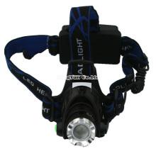 Adjustable Zoom Headlamp, Outdoor Headlamp, Fishing Lights