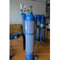 Cilindro de gás da liga de alumínio China fabricante Venda directa Cilindro de gás de liga de alumínio