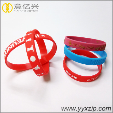Olahraga Bangle Wristband Fashion Aksesoris Gelang Silikon