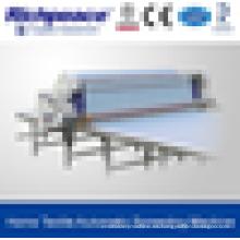 Típico 3m ancho Hometextile máquina de corte de esparcidor de tela CNC