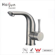 Хайцзюнь Китай Завод Питьевой Воды Нержавеющей Стали Одной Ручкой Бассейна Кран