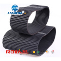 Industrial rubber conveyor belt S2M S3M 3M 8M