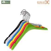 (PH024) Красочные Дети Пластиковые вешалка для детей Вешалка