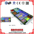 China Große Top Qualität Indoor Trampolin Hersteller