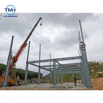 Low Price Office Light Steel Villa Panel