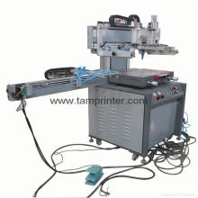TM-3045z Ultrapräzisions-Vertikalsiebdrucker mit Roboterarm