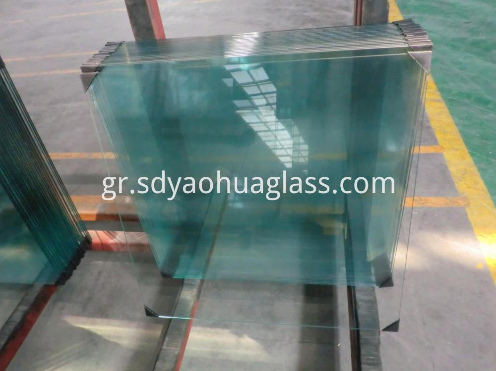 Tempered Glass Window