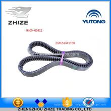 Peça sobresselente do ônibus do fornecedor de China 9504-00922 Duplex B-type Belt 2 / AV 15 * 1750 para o ônibus de Yutong