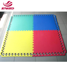 Wholesale EVA judo tatami interlocking tiles foam mat