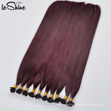 Top Selling Highest Quality 100% Remy Flat Tip Keratin Hair Extension