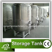 Réservoir de stockage en acier inoxydable (type vertical et type horizontal)