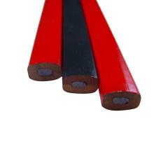 Деревянный рабочий прямоугольный столярный карандаш (Mth5004)