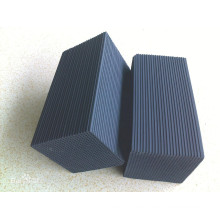 waste gas adsrobent honeycomb activated carbon for sale