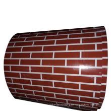 0.30mm PPGL Color Coated Sheet Galvalume Steel Coil For Transportation